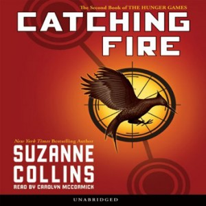 A review of the Catching Fire audiobook by Suzanne Collins