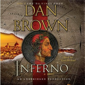 A review of the new Inferno audiobook by Dan Brown