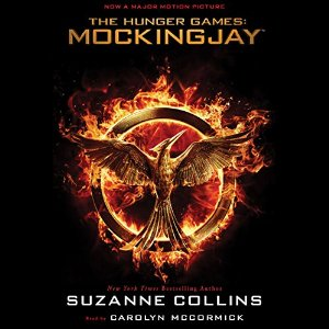 A review of Mockingjay audiobook by Suzanne Collins