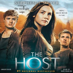 A review of The Host Audiobook by Stephenie Meyer