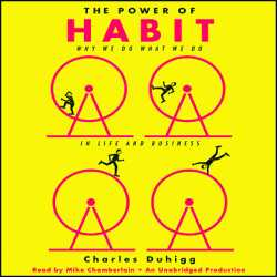 The Power of Habit: Why We Do What We Do in Life and Business audiobook audio book