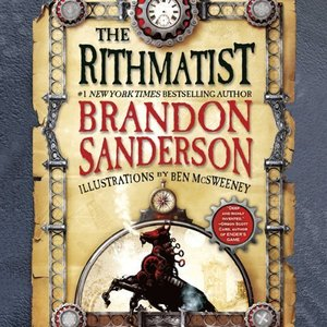 A review of The Rithmatist audiobook by Brandon Sanderson