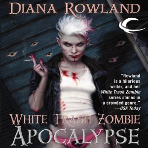 White Trash Zombie Apocalypse Audiobook Review, book 3 of the White Trash Zombies series