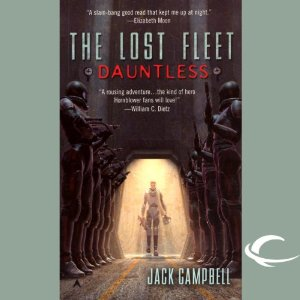 The Lost Fleet: Dauntless Audiobook Review Written by: Jack Campbell, Narrated by: Christian Rummel