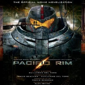 Pacific Rim Audiobook Review: The Official Movie Novelization By Alex Irvine, Narrated by Christian Rummel, Jay Snyder