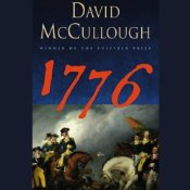 1776, ABRIDGED, by David McCullough, Narrated by David McCullough