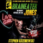 Braineater Jones by Stephen Kozeniewski (Audiobook Review)