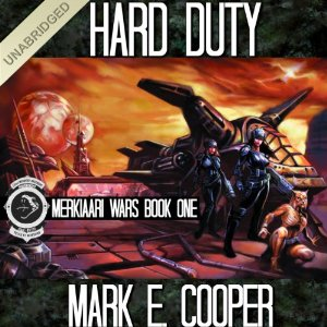 Hard Duty - Merkiaari Wars Series