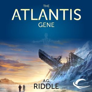 The Atlantis Gene audiobook review