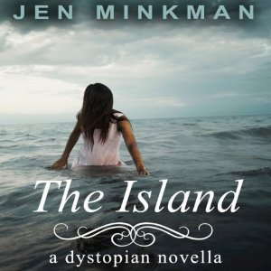 audiobook review of The Island by Jen Minkman