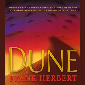 A review of the audiobook version of Dune by Frank Herbert