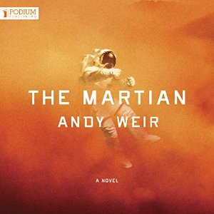 The Martian audiobook review
