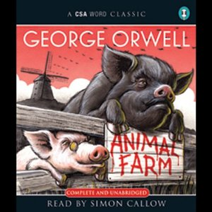 Animal Farm by George Orwell Audiobook Review