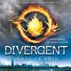 Divergent by Veronica Roth Audiobook Review