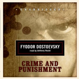 Crime and Punishment Audiobook Review