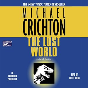 The Lost World by Michael Crichton audiobook review